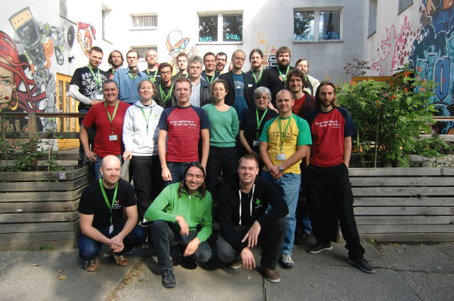 FSFE Fellowship Coordinator's Meeting