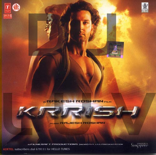 Krrish - indisk superhelt