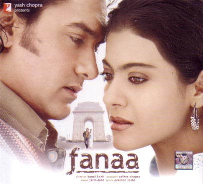 Fanaa Poster
