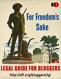 Blogger's rights