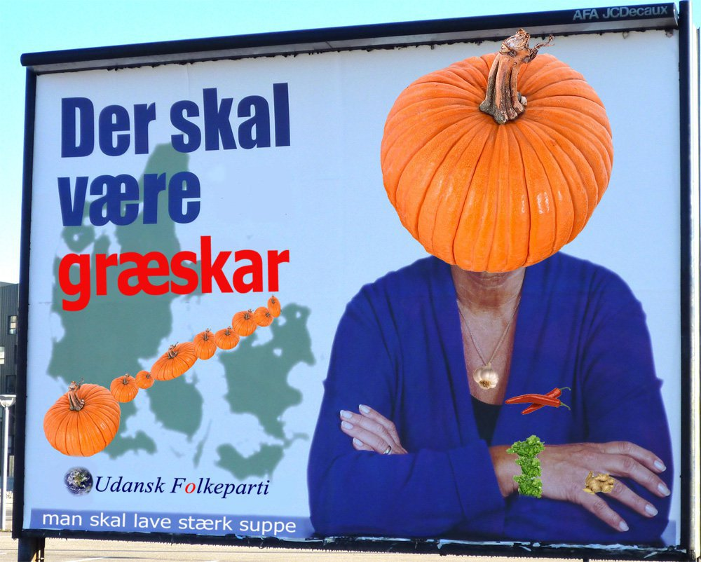 Der skal vre grskar